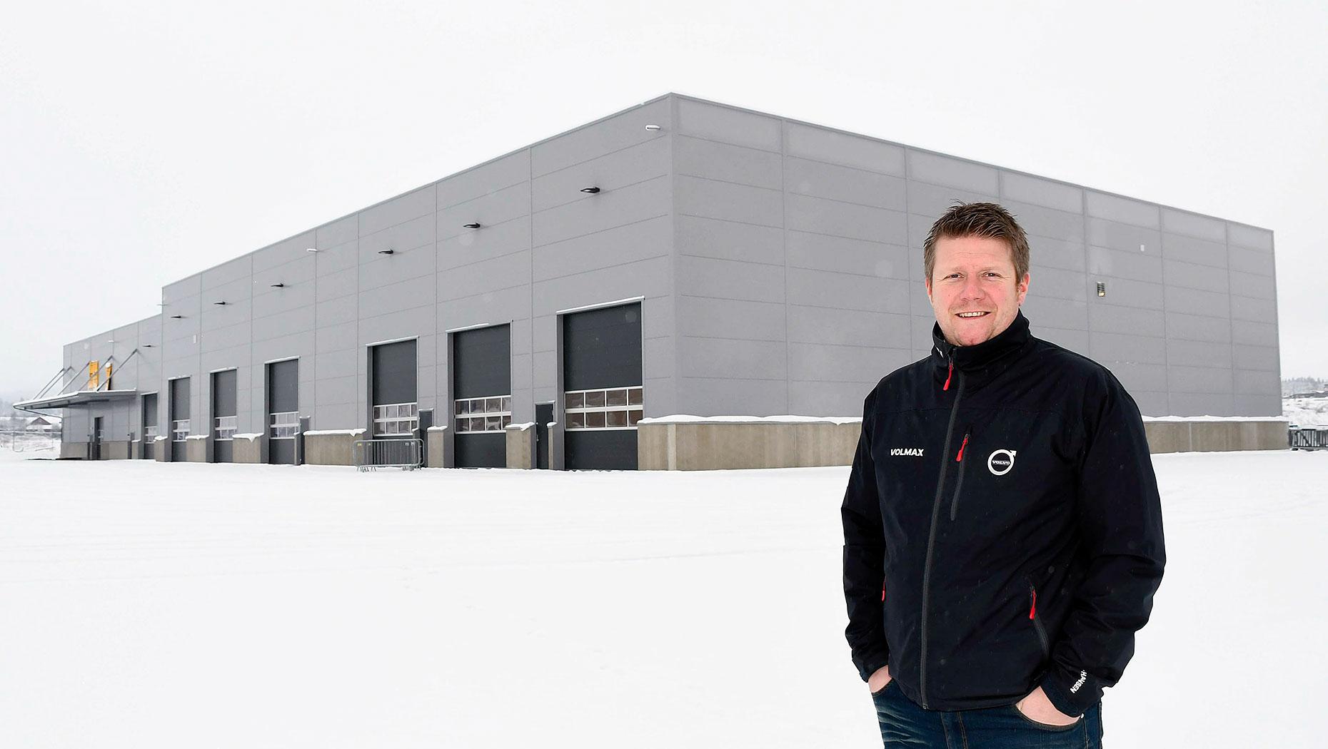 Nytt anlegg på Hamar – bygger for fremtiden