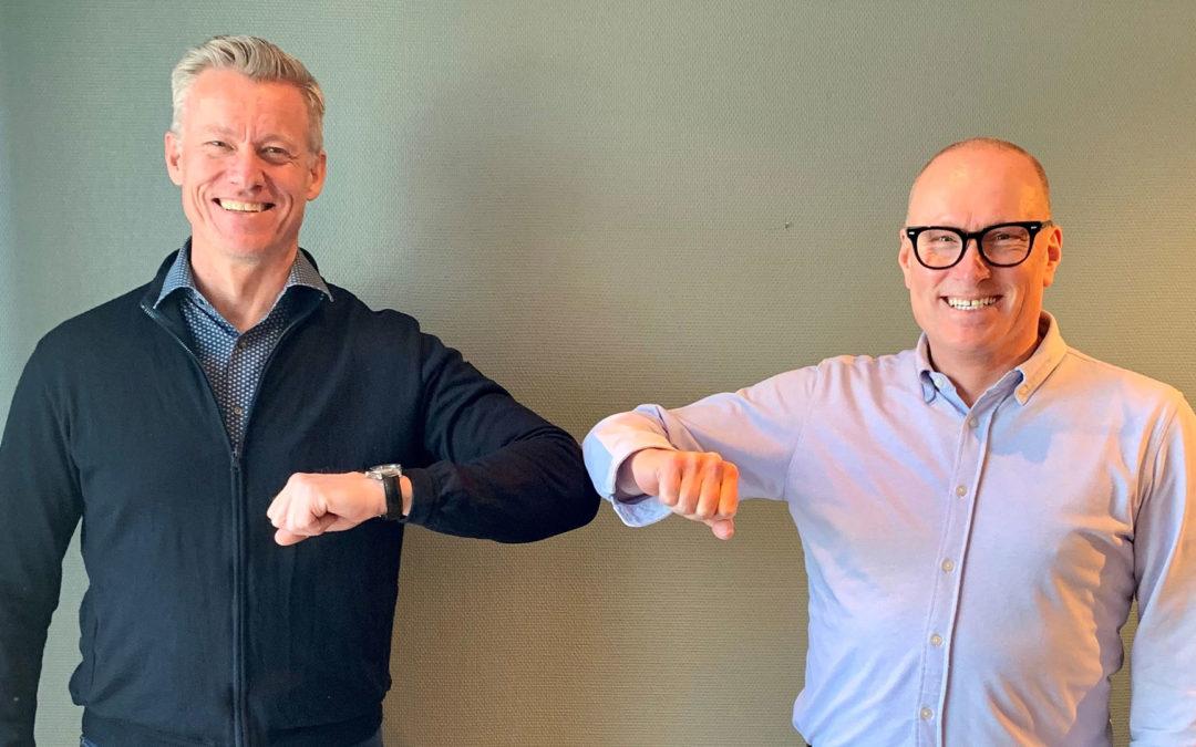 Grant Larsen og Morten Danby