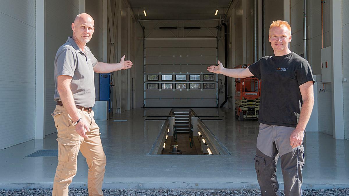 Volmax øker kapasiteten for kundene på Kongsvinger